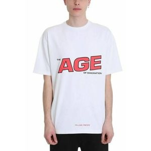 Filling Pieces Age Of Imagination White T Shirt